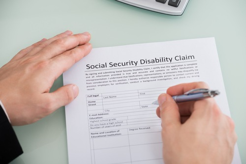 What is the leading cause of disability claims?
