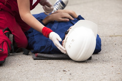 Workplace injuries and SSDI