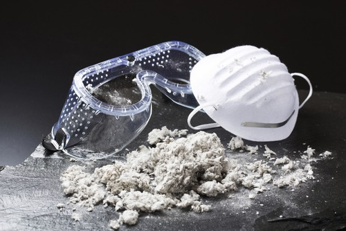 Asbestos exposure in the workplace can cause cancer