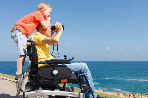 Benefits may be available to a child of parents with a disability