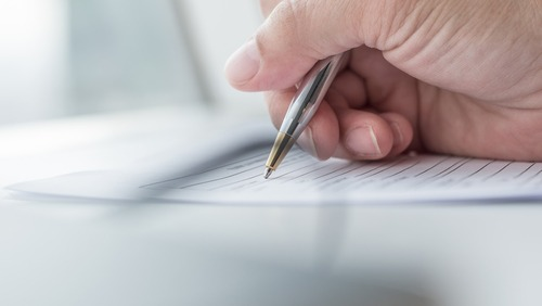 Filling Out a Social Security Disability Report
