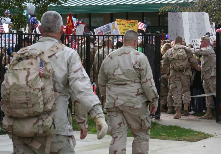 Can People From the National Guard Get Disability Benefits?