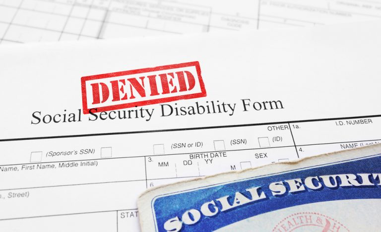 If You Are Denied for Disability, Is This Based on Your Ability to Do Your Past Work?